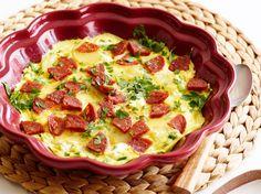 Microwave Potato-and-Chorizo Scramble recipe from Food Network Kitchen via Food Network