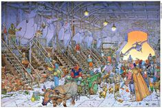 By Armand Cabrera The French artist Jean Giraud, who went by the pen name Moebius died on March 10th 2012 after a long illness, he was ...