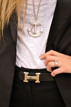 Hermes Belt...totally became obsessed with this belt after seeing it on Yolanda on Real Housewives of Beverly Hills.