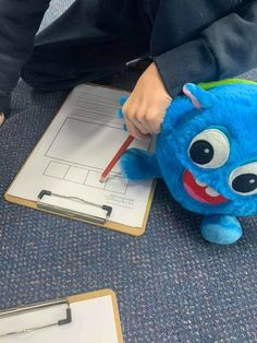 YTPC is assisting his students to practice their writing skills. Isn't he doing such a great job?! Adopt yours today - visit the website. Classroom Behavior Management, Behaviour Management, Teachers Pet, Positive Behavior, Cute Plush, Child Love, Early Childhood Education, Your Teacher, Writing Skills