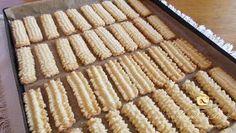 Preparare biscuiti spritati - etapa 8