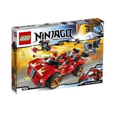 LEGO Ninjago X-1 Ninja Charger available from Walmart & Target with up to 7% CASHBACK if you purchase through Dubli..   http://www.dubli.com/T0US16VR4