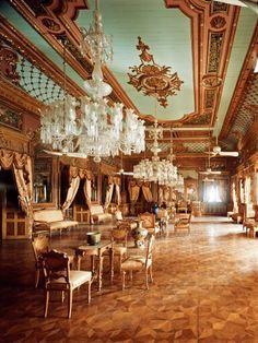 Taj Falaknuma Palace Hotel