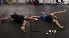 Fit Friday: Prevent injury with these pre-workout moves | Local - KY3.com