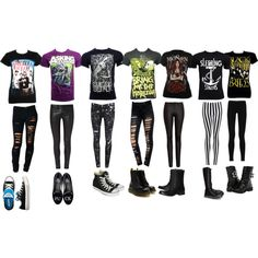 i don't want the PTV SWS OR BVB ones I like the rest ~kira