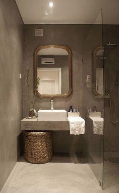 Apartamento CM: Casas de banho modernas por involve arquitectos