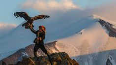 sas Eagle Hunting, Native American Tribes, Native Americans, Golden Eagle, Hunting Pictures, Sundance Film Festival, Paranormal Romance, 13 Year Olds, Documentary Film