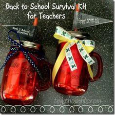 Back to School Survival Kit for Teachers