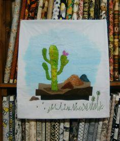 Cactus realizado con textura de arrugado mágico #elsalabors #diseñopropio