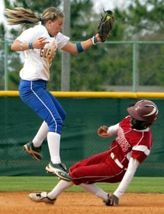 action shots are crutial in softball-or any sport!