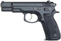 CZ 85B (with ambidextrous safety and slidelock) - 9x19mm