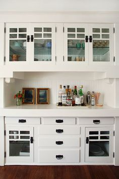 built-ins and a bar
