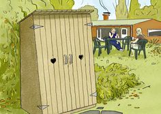 Pieni työkaluvaja on omiaan pihatyökalujen säilytykseen. Katso Meidän Mökin ohjeet ja tee itse kätevä vaja sahatavarasta!