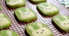 うさぎのピョン太♡アイスボックスクッキー by えん93 [クックパッド] 簡単おいしいみんなのレシピが266万品