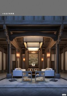 Discover the best Interior Design inspirations from all over the world! Take a bit of the Chinese interiors influence and get inspired! Asian Interior Design, Chinese Interior, Asian Design, Chinese Tea Room, New Chinese, Chinese Style, Chinese Architecture, Interior Architecture, Chinese Design