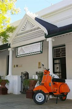 Andries Stockenstrom Guest House | Graaff-Reinet | South Africa