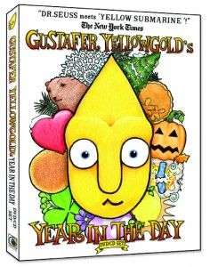 Gustafer Yellowgold's Year in the Day CD & DVD Set Giveaway
