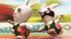 Rabbids Crazy Rush IOS ANDROID Official Game Trailer Teaser 2017 Iphone ...