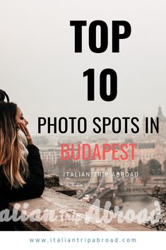 The best photo spots of Budapest. Where to take the best shot and show on your Instagram. #budapest #europe #topphotography #photography