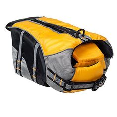He amp ha pet quality dog life jacket adjustable dog life vest preserver