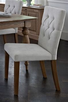 Lola Natural Dinning Chairs