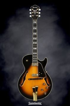 Only at Sweetwater! ✅ Inspection and ✅ Financing for your Ibanez George Benson Signature Brown Sunburst! Smooth Jazz Artists, Body Electric, Ibanez, Vintage Guitars, Musicians, Instruments, Brown, Life, Beauty