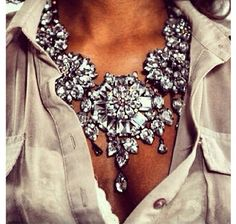 Gorgeous necklace#todiefor