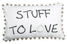 Stoer kussen uit onze Bastion Collection. Nu ook te bestellen via onze webshop shop4kussens.nl