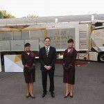 Etihad Airways showcases its innovation in Europe