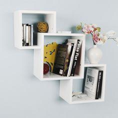 Cube Shelves, Floating Shelves, Shelf, Cubes, Storage, Design, Home Decor, Purse Storage, Shelving