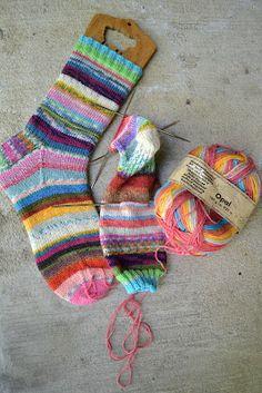 How I Make My Socks Free