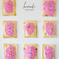 homemade strawberry pop tars (worth trying once)