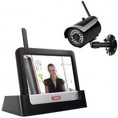ABUS Heim-Videoüberwachungsset 7 Touch & App TVAC16000A