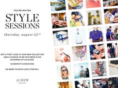 J.Crew Style Sessions Georgetown + A $200 J.Crew Giveaway