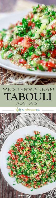Tabouli Salad 20 mins to make, serves 6-8