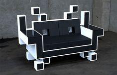Invader sofa.