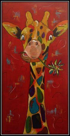 Happy giraffelijst [1600x1200]