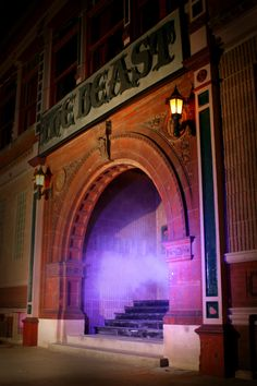 The Beast Haunted House in Kansas City, MO  Enter if you dare!