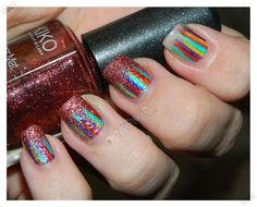 Reto Summer Nails - EFECTO ARENA