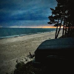 Off the beaten track #offroad #outdoor #balticsea #latvia #jeep #camping