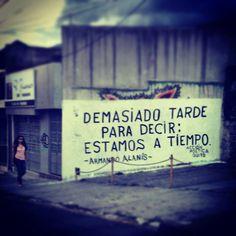 Acción poética #quito #ecuador
