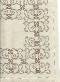 This Pin was discovered by Arz Blackwork Patterns, Embroidery Patterns Free, Beaded Embroidery, Cross Stitch Embroidery, Hand Embroidery, Cross Stitch Art, Cross Stitch Borders, Cross Stitch Designs, Cross Stitching