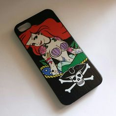 Free w/$20+ purch IPhone 5/5s Ariel New fashion Hard plastic snap on case Accessories