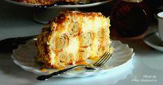 Торта Наполеон /Napoleon Cake/
