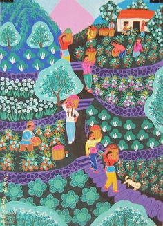 chinese folk farm art - Google Search