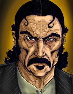 AL SWEARENGEN by creepshow314.deviantart.com on @deviantART