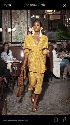 Johanna Ortiz Resort Fashion Show 2019