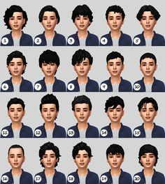 Source by clothing styles The Sims 4 Pc, Sims Four, Sims Cc, Sims 4 Mods, Sims 4 Game Mods, Sims 4 Hair Male, Sims 4 Black Hair, Maxis, Sims 4 Game Packs