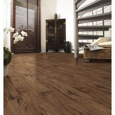 Kaindl One 12.0mm Laminate Flooring - Amber Hickory - 16.53 sq.ft. Handscraped - 34074 - Home Depot Canada, THIS IS THE FLOORING WE BOUGHT!!! LOVE IT.