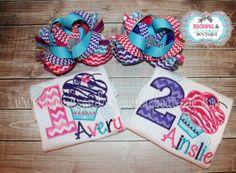 Cupcake Birthday 2